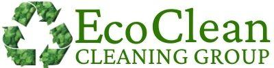 Eco Clean Cleaning Group logo