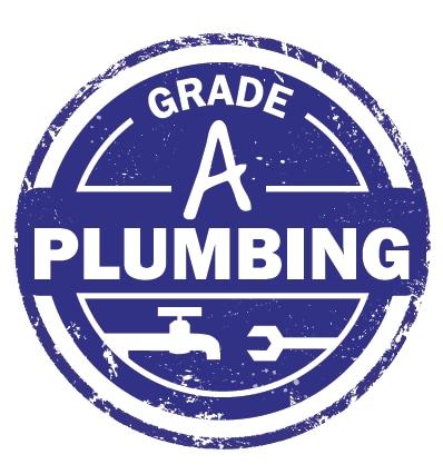 Grade A Plumbing Inc logo
