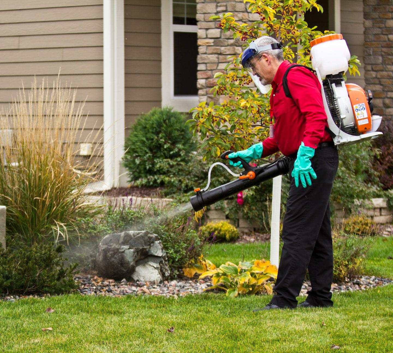 Seasonal Mosquito And Tick Service