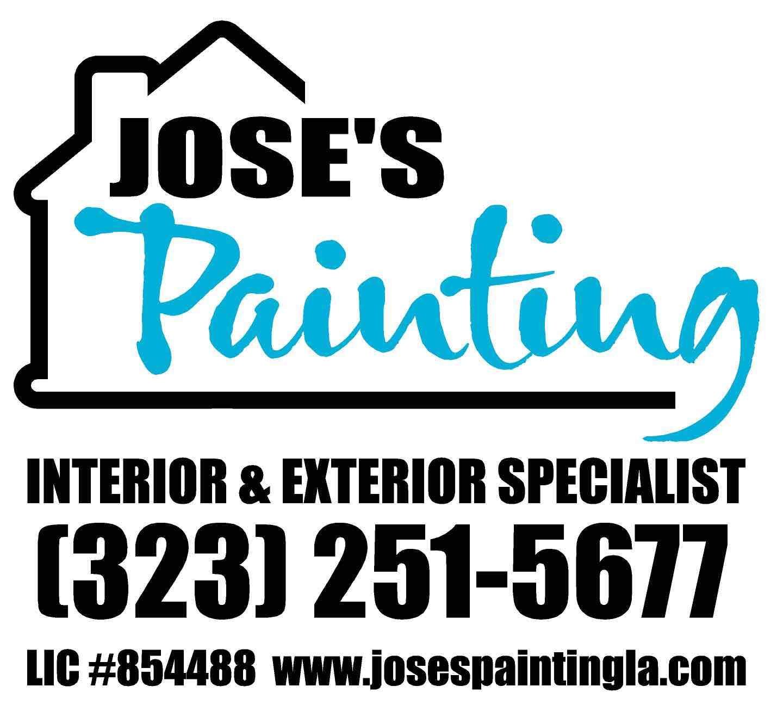 Jose's Painting logo