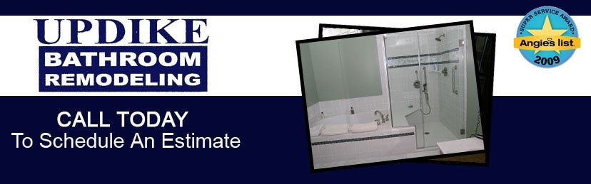 Updike Bathroom Remodeling logo