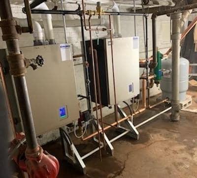Nursing home boilers