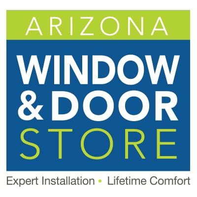 ARIZONA WINDOW & DOOR STORE logo