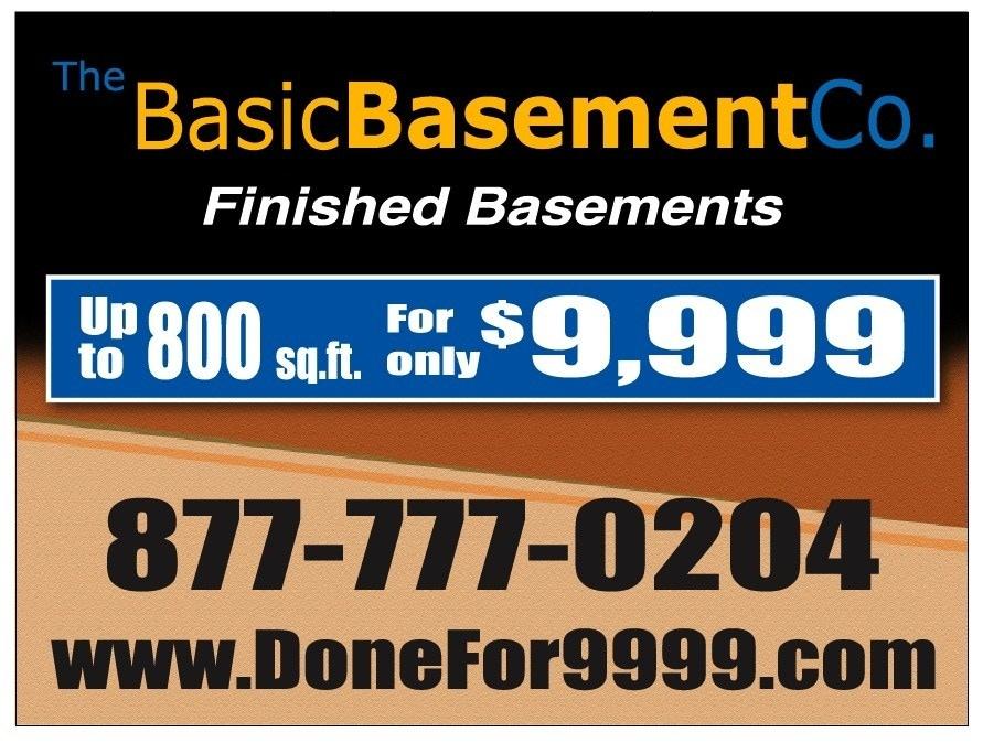Basic Basement Co logo