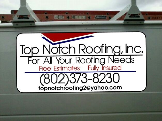 Top Notch Roofing Inc logo