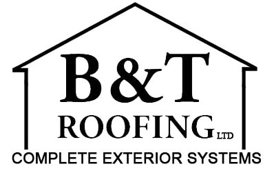 B&T Roofing Ltd logo