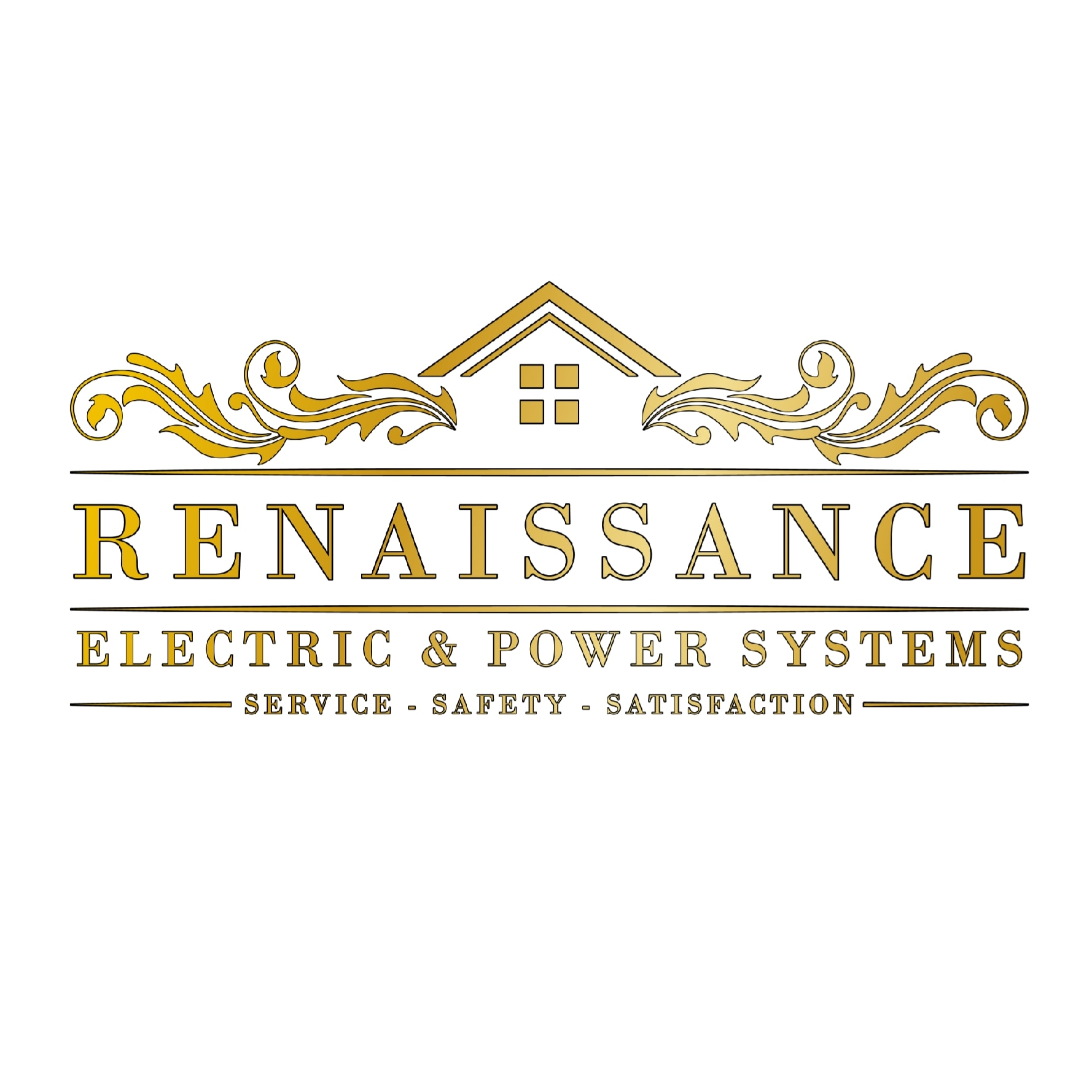 Renaissance Electric and Power Systems logo
