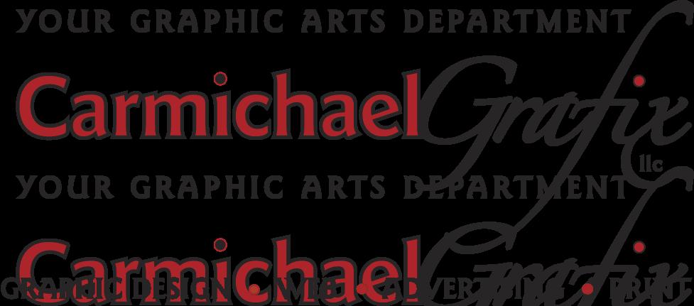 Carmichael Grafix, LLC logo