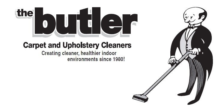 The Butler Carpet & Upholstery Cleaners logo