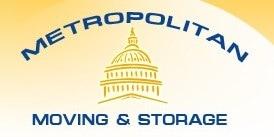 Metropolitan Moving & Storage logo