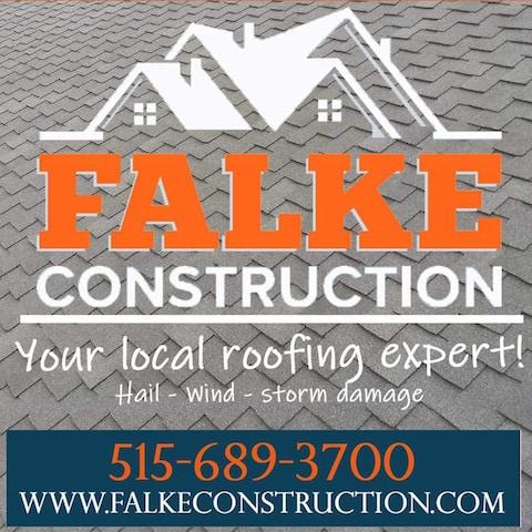 Falke Construction logo