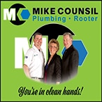 AAA Mike Counsil Plumbing and Rooter logo
