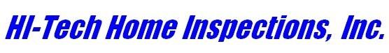 Hi Tech Home Inspections Inc logo