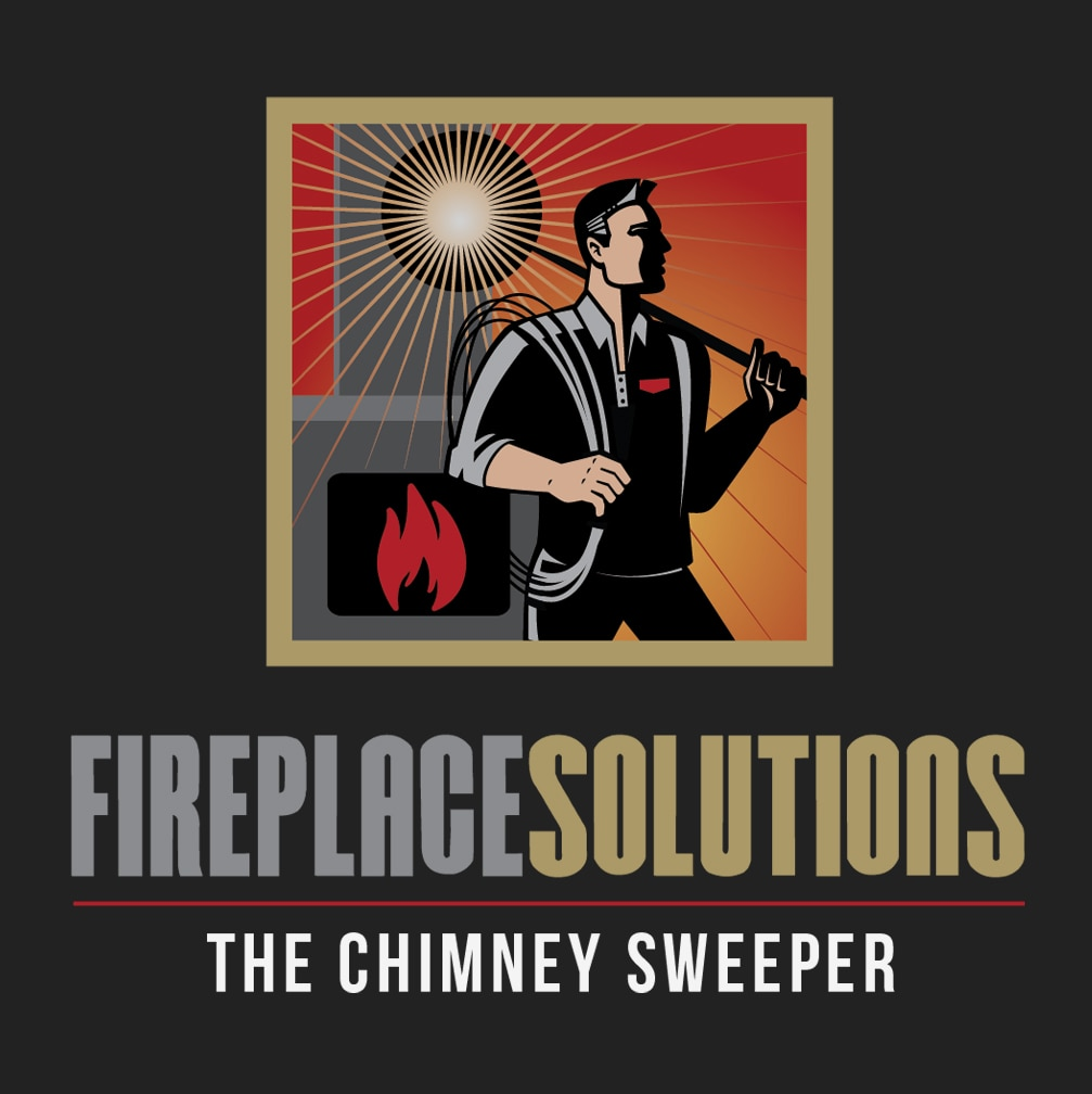 Fireplace Solutions The Chimney Sweeper logo