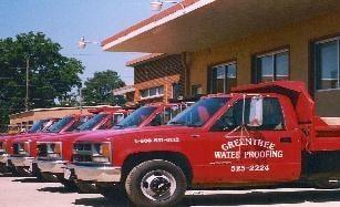 Greentree Waterproofing Inc logo