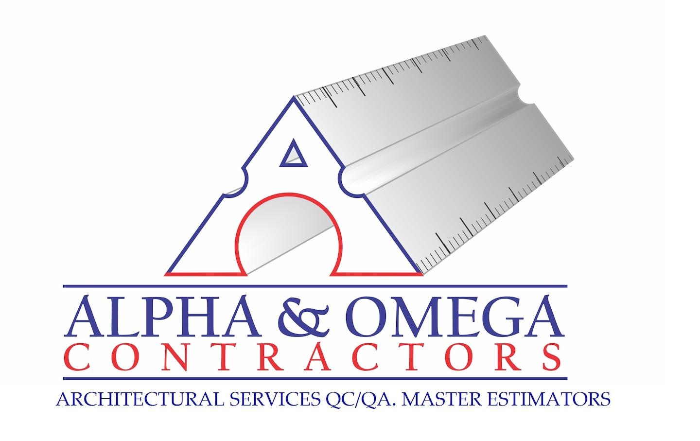 Alpha & Omega Contractors logo