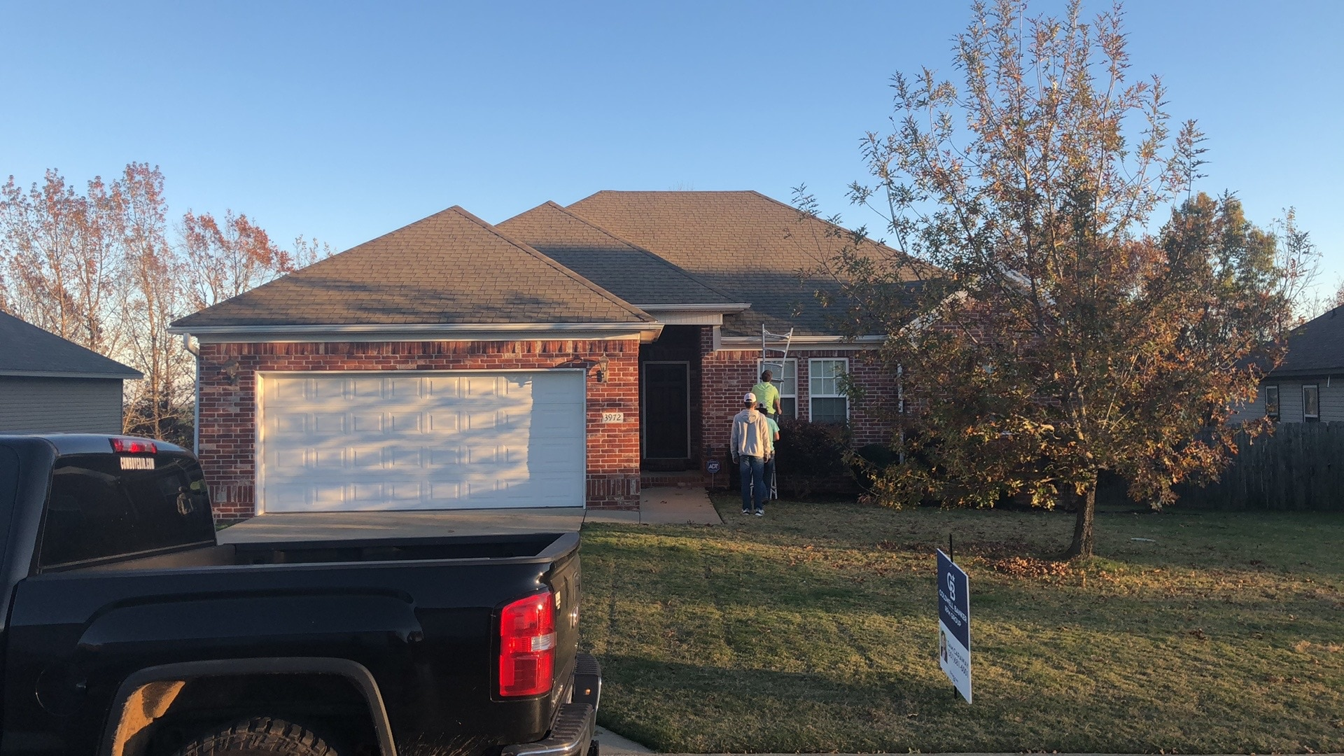 Winter's Roofing Solution