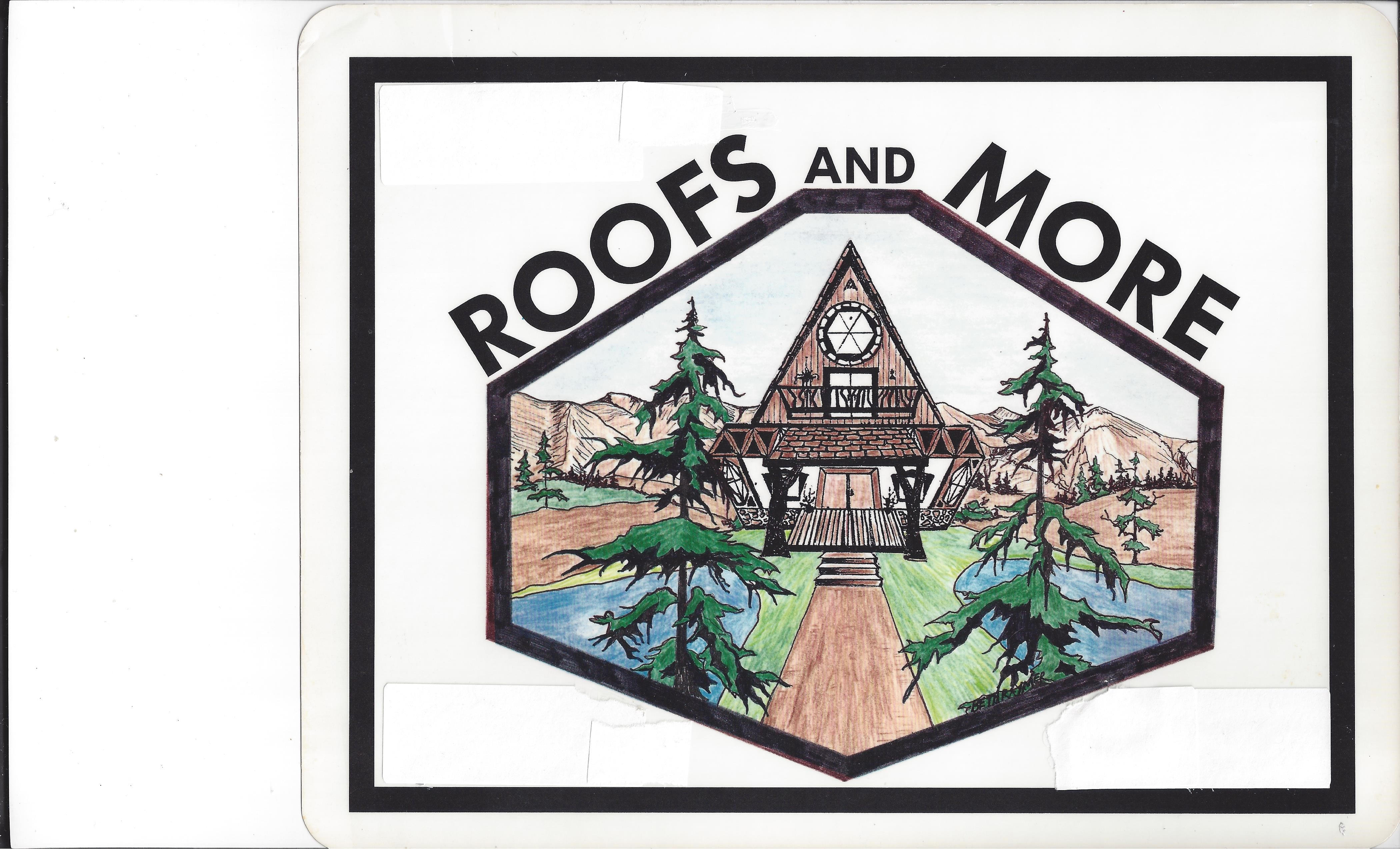 ROOFS & MORE logo