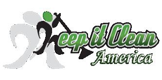 Keep It Clean America logo
