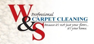 W & S Professional Carpet Cleaning logo