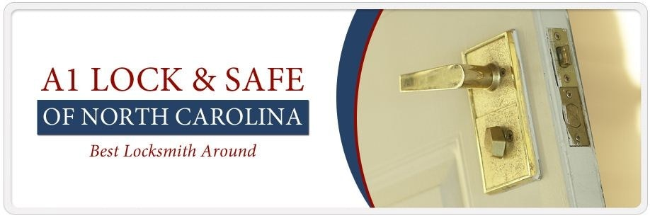 A1 Lock & Safe of North Carolina logo