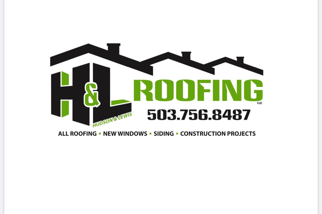 H&L Roofing and Construction logo