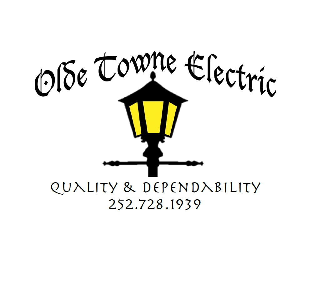 OLDE TOWNE ELECTRIC logo