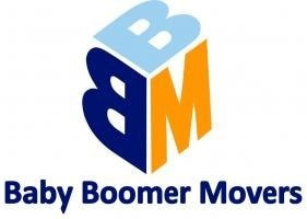 Baby Boomer Movers logo