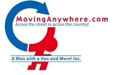 A Man With a Van & More Inc logo