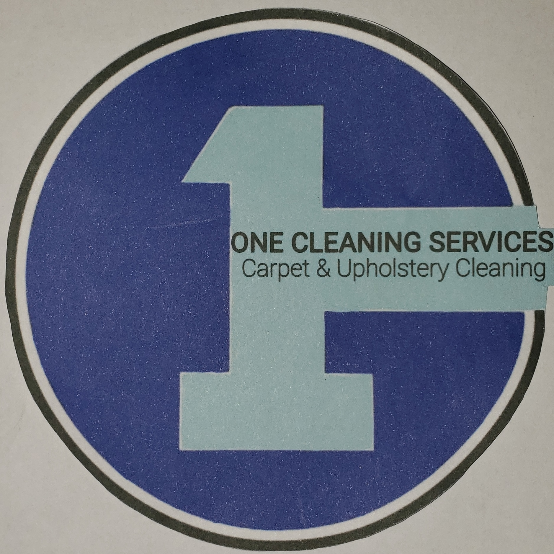 One Cleaning Services logo