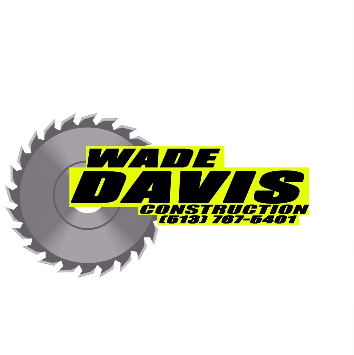 Wade Davis Construction  logo