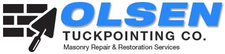 Olsen Tuckpointing Co logo