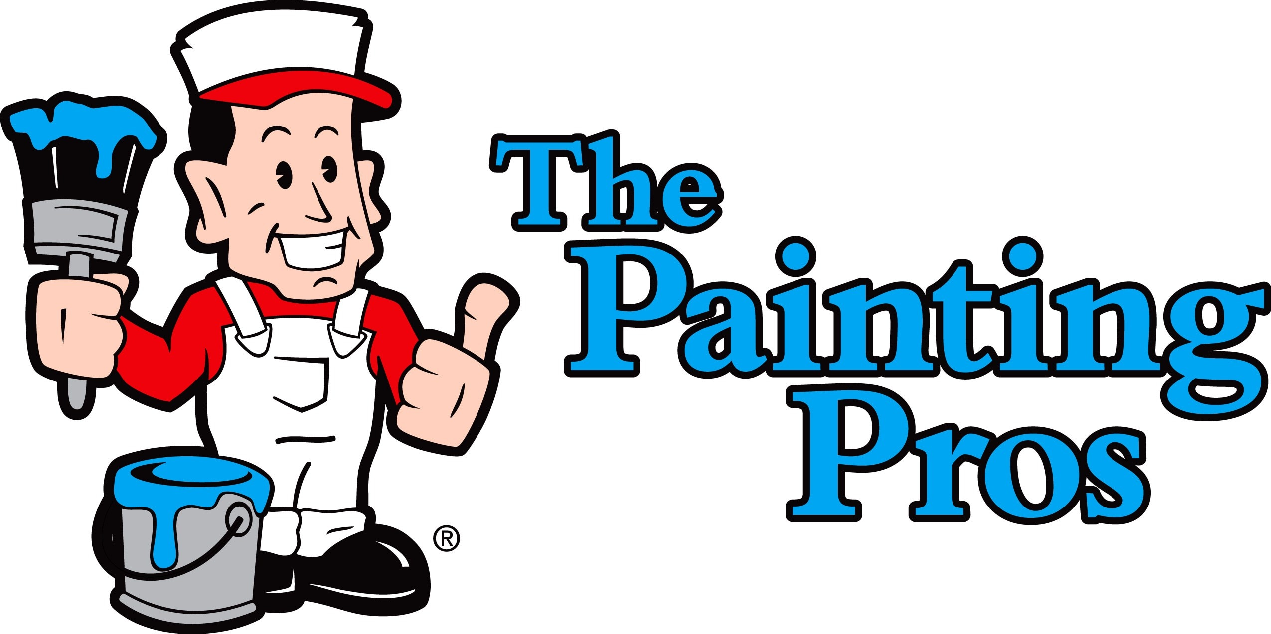 The Painting Pros logo