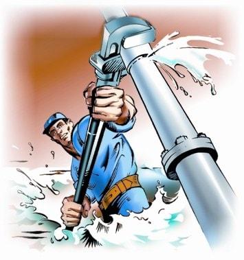 H T Strenger Plumbing Co logo