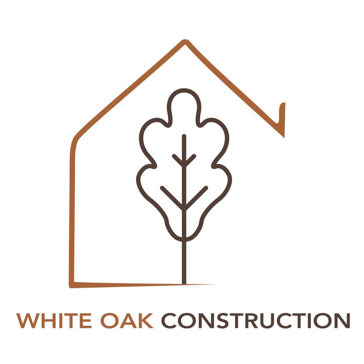 White Oak Construction logo