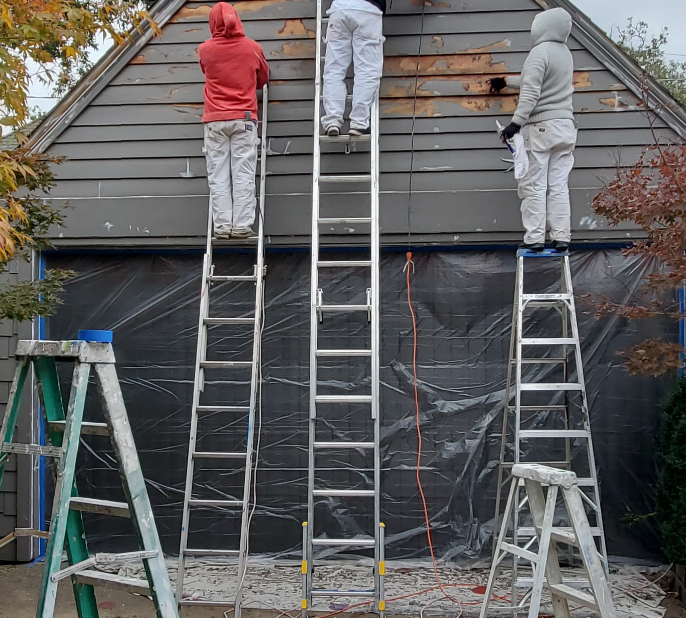 Painting exterior