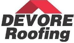 DeVore Roofing logo