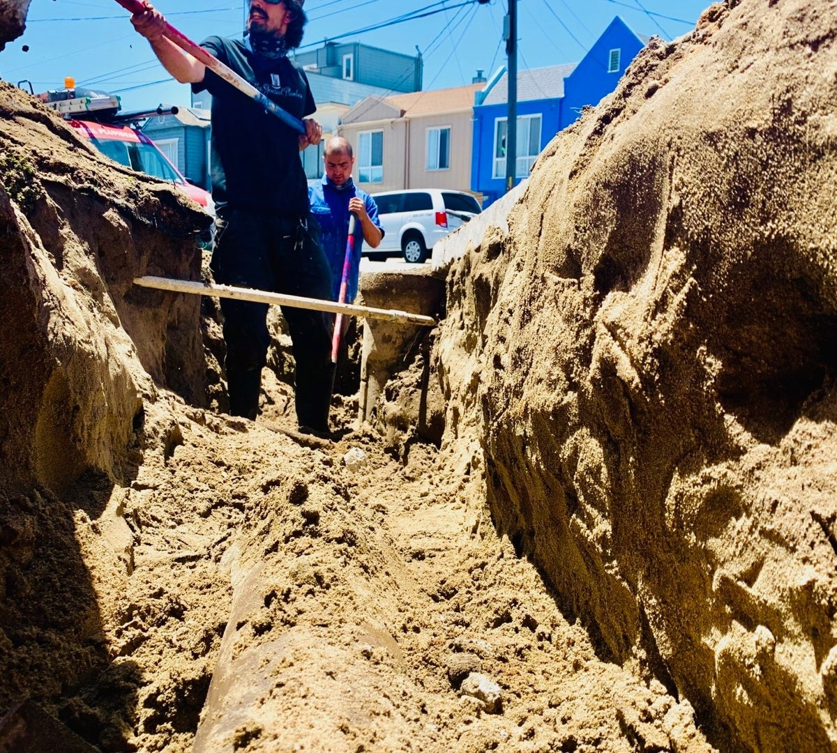 Sewer Replacement and Cleaning