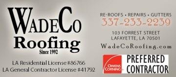WadeCo Construction LLC logo
