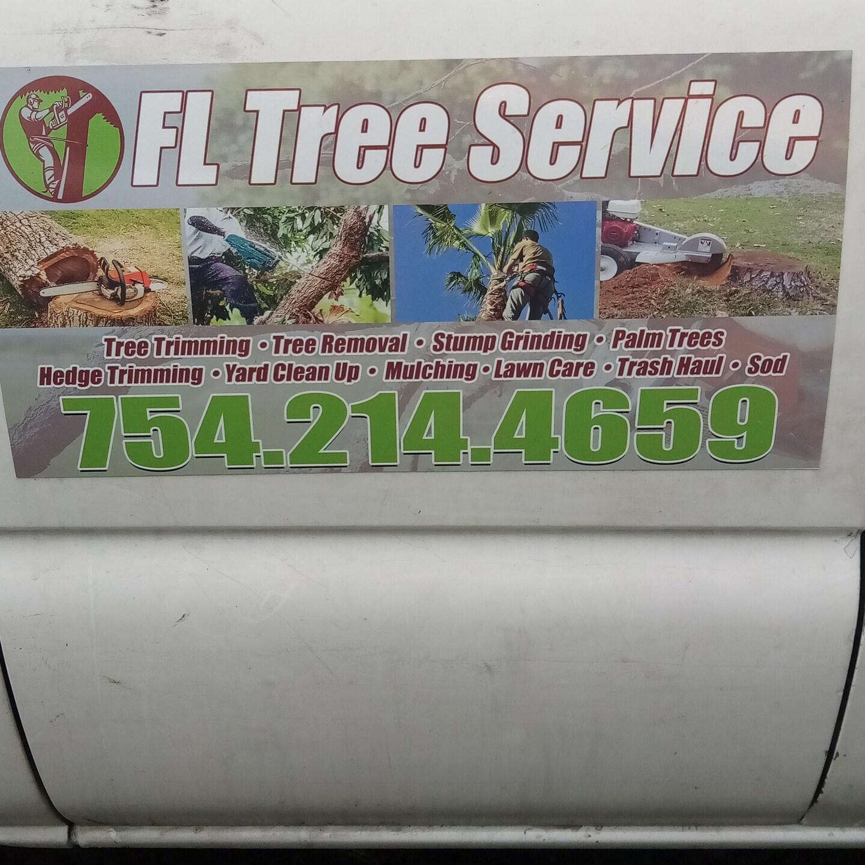 FL Tree services LLC logo