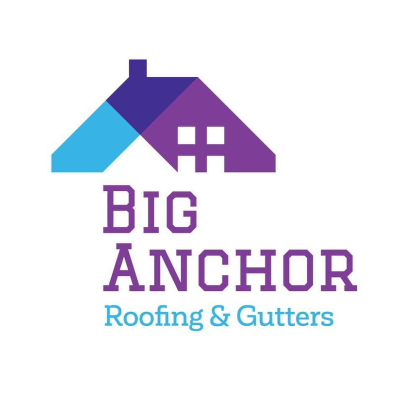 Big Anchor Roofing & Gutters logo