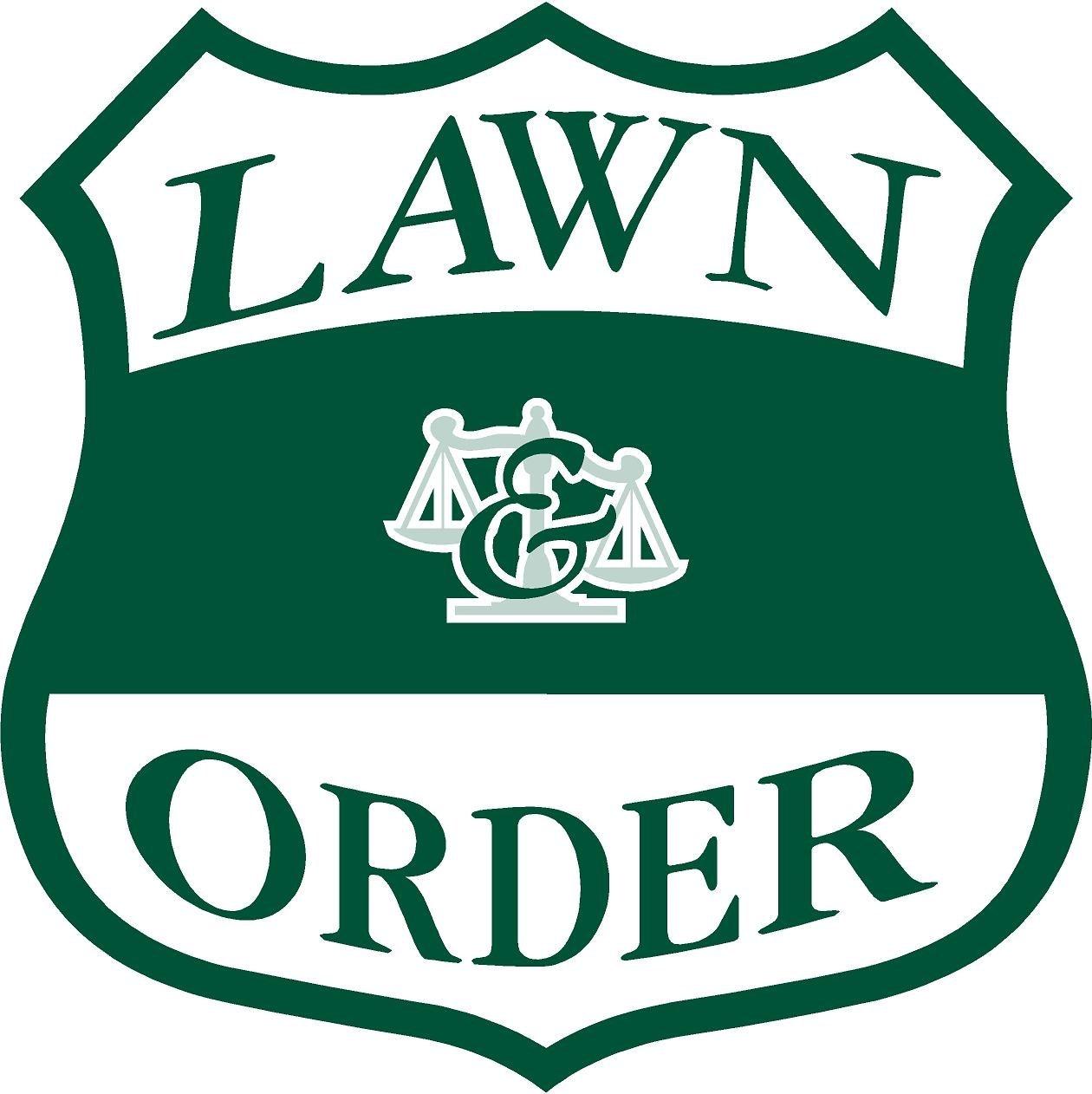 Lawn & Order Landscaping  logo
