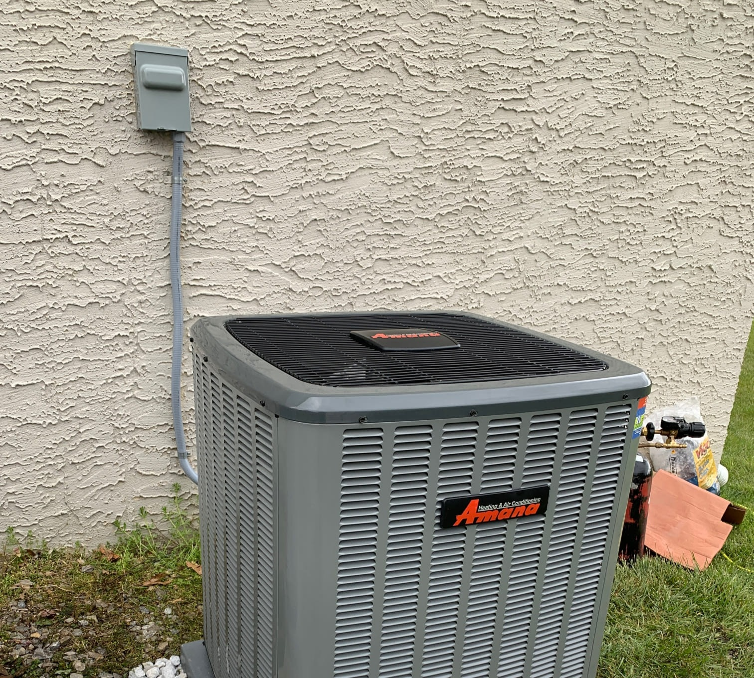 Heating and AC Replacement