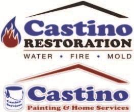 Castino Painting, Stucco, Restoration logo