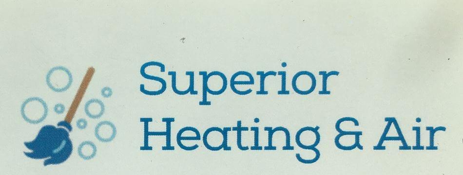 Superior Heating and Air logo
