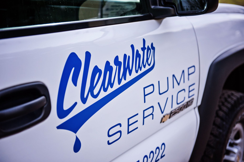 Clearwater Pump Service logo