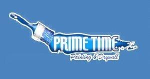 Prime Time Painting & Drywall LLC. logo