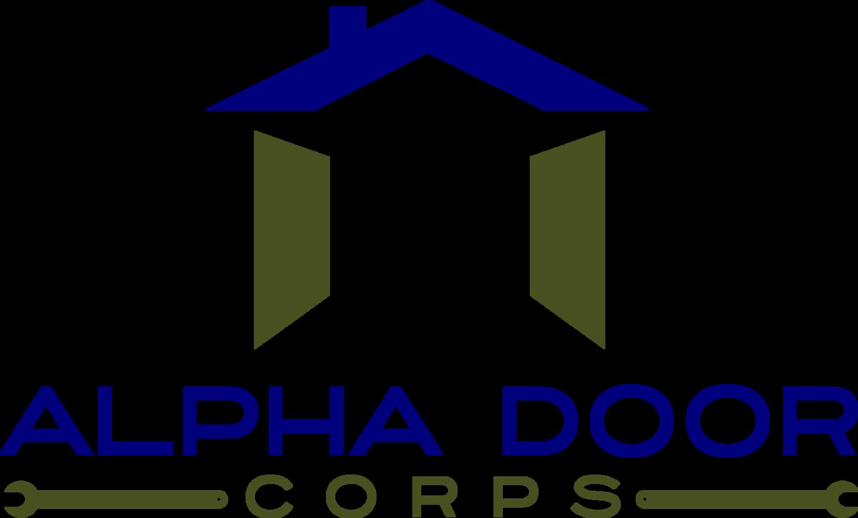 Alpha Door Corps logo