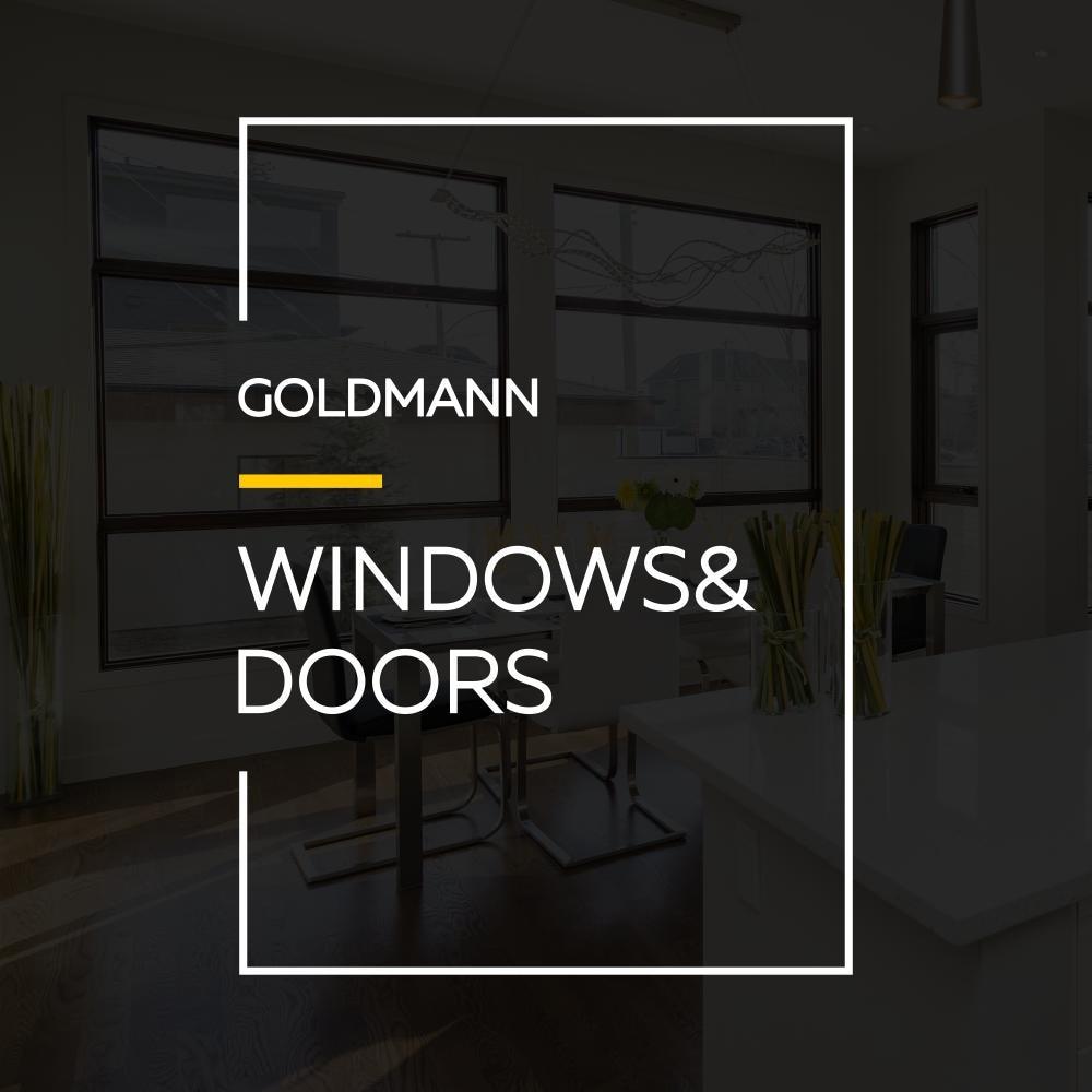 Goldmann Windows logo
