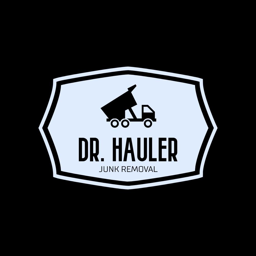 Dr. Hauler logo